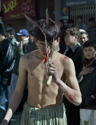 Pictures of Ashura 2008 in Quetta