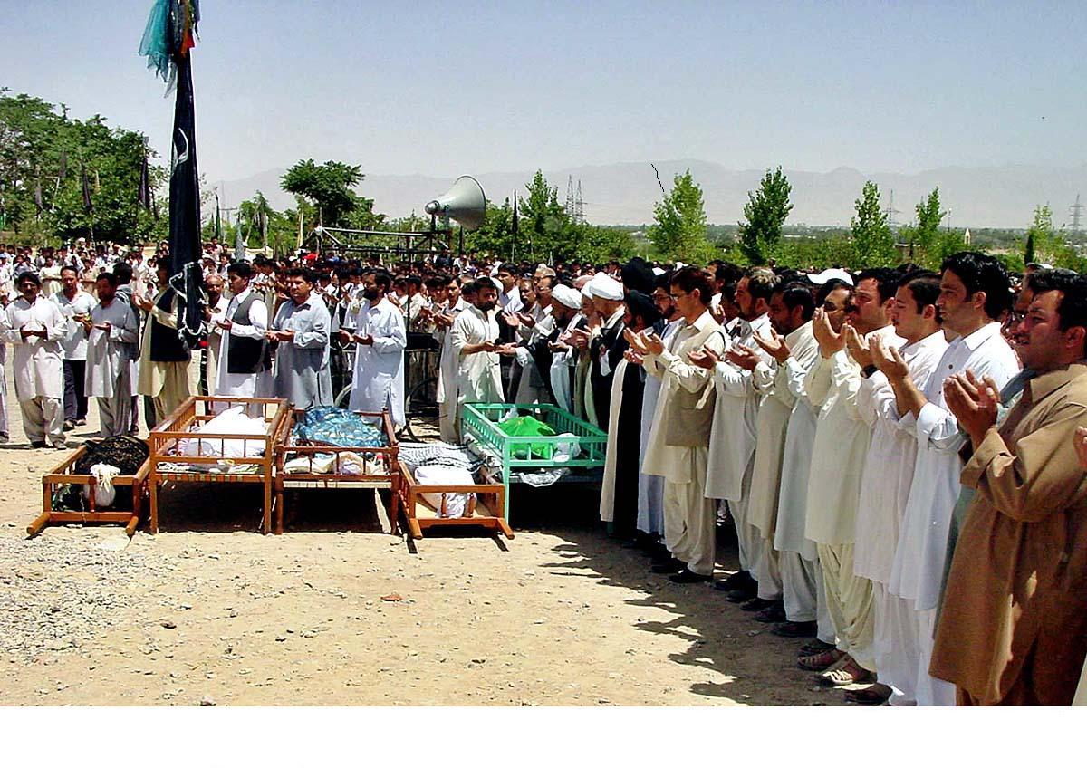 Namaz-e Jinaza « Hazara News Pakistan