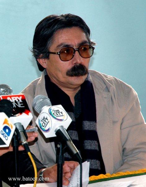 Husain Ali Yousafi, martyred Hazara politician.
