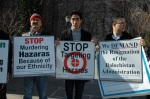 """Stop murdering Hazaras because of our ethnicity"""
