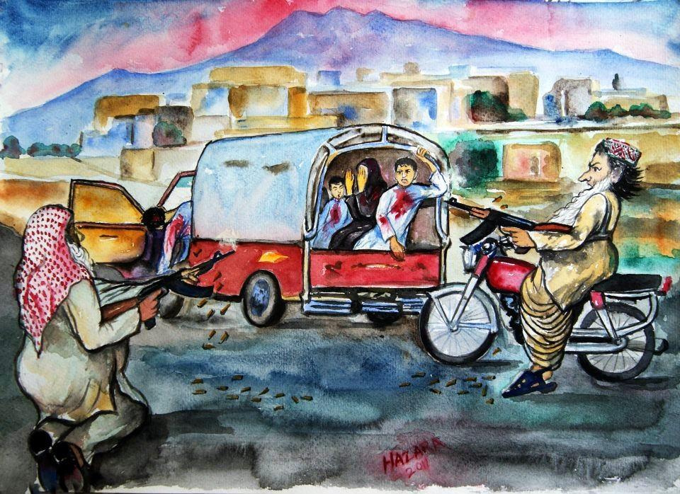 Hazara Shia Killing In Quetta Pakistan